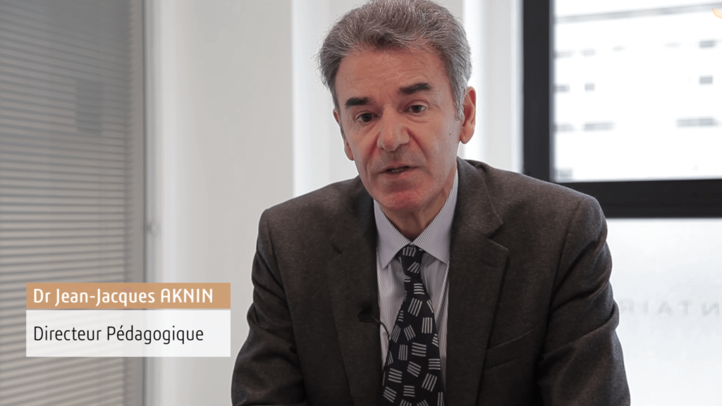 Photo Profil Dr Jean-Jacques Aknin