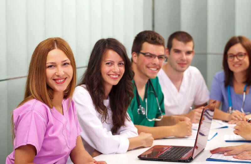 Etudiants en Orthodontie de l'ESO